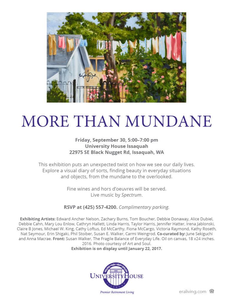 More Than Mundane